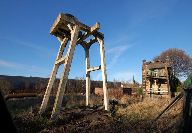 Elsecar Colliery, Elsecar, South Yorkshire
