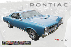 SBF2011 Pontiac 428 GTO 1966