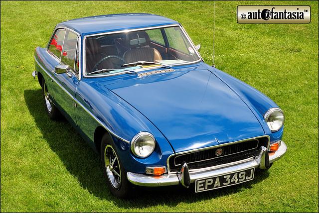 1970 MGB - EPA 349J