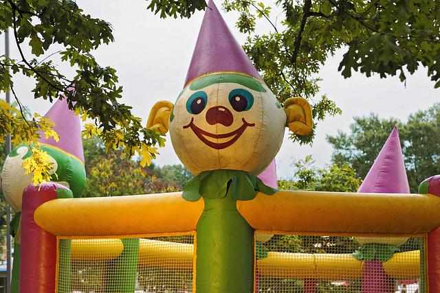 Clown Bounce – Labour Day Festival, Greenbelt, Maryland
