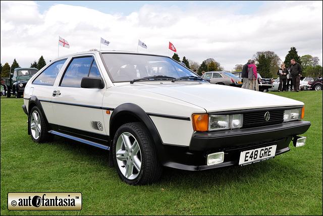 1987 VW Scirocco Mk2 - E48 GRE