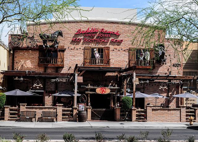 "Restaurant ""Saddle Ranch"""