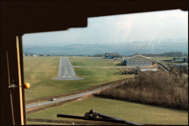Plymouth Airport 1984