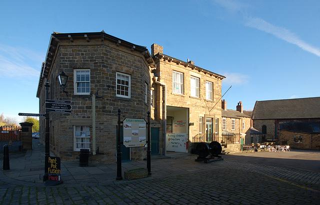 Elsecar Works, Elsecar, South Yorkshire