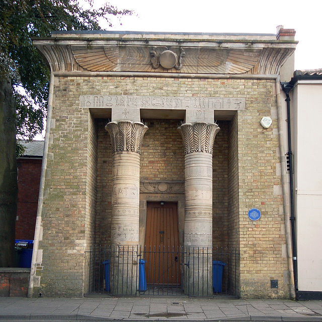 Freemasons' Hall, Main Ridge, Boston, Lincolnshire
