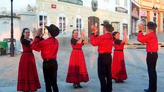 Kantri-danco - ĉeĥa grupo Louisiana en Písek