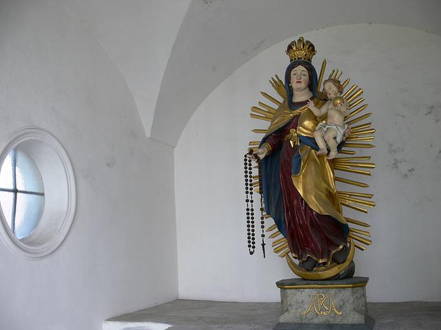 Mutter Gottes mit Kind