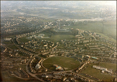 1984 aerial view of Ernesettle