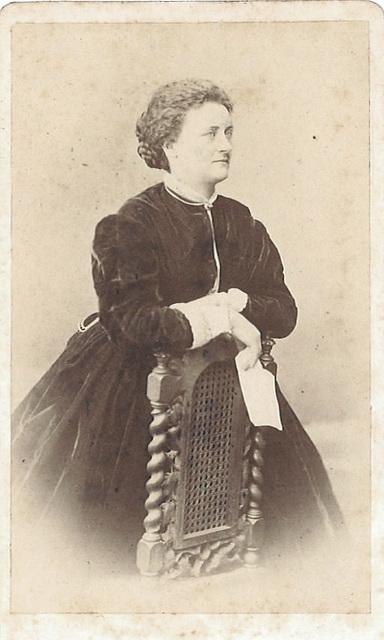 Anna Braunhofer-Masius by Wagner