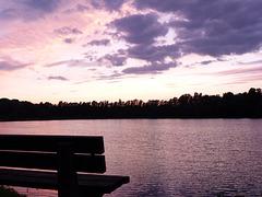 Abend-Stille