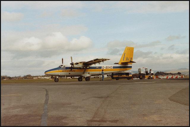 Brymon Airways Twin Otter