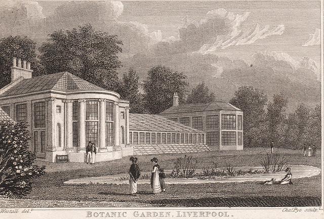 Botanic Garden, Liverpool