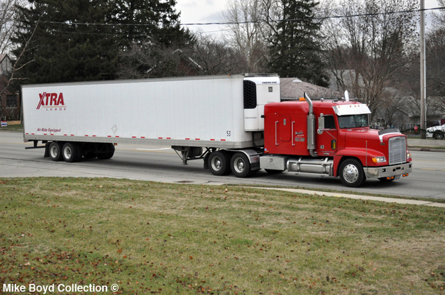 waitt trucking frtlnr fld reefer sr1 danville il 12'13