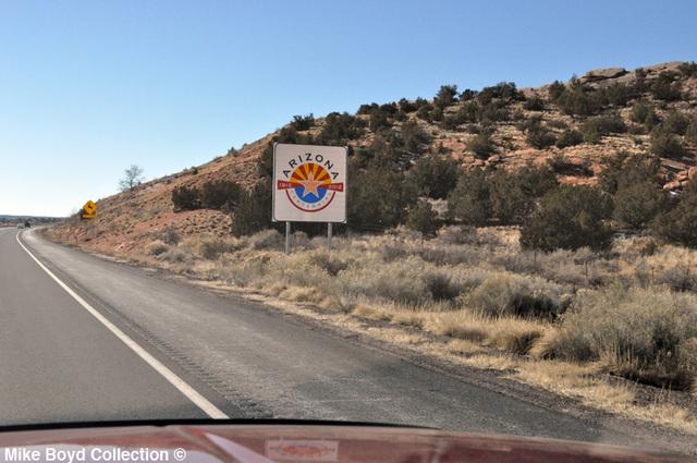 AZ arizona centennial i40 12'13