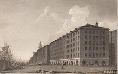 Goree Warehouses, Liverpool (Demolished)