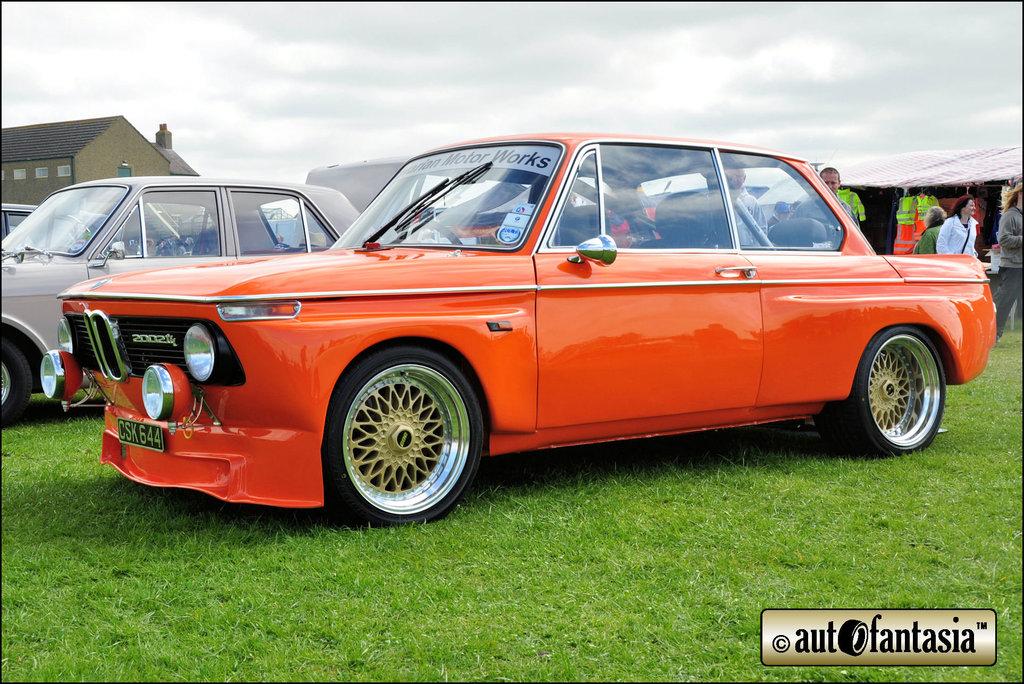 1972 BMW 2002 tii - CSK 644