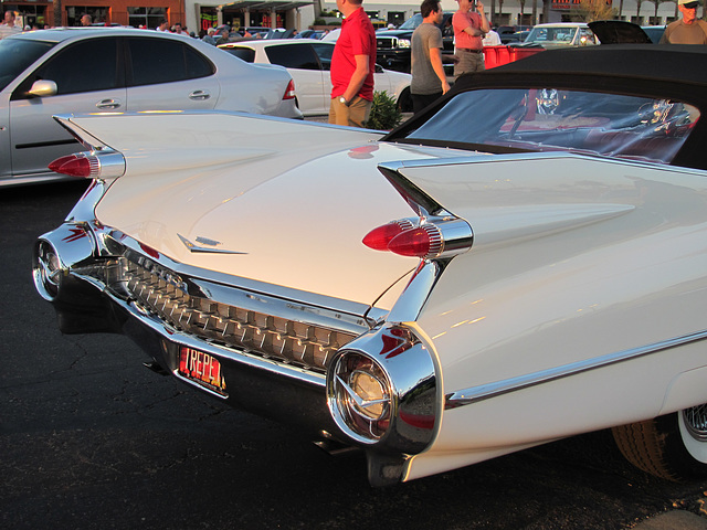 1959 Cadillac de Ville Convertible