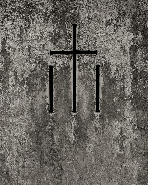 Steel Plate Cross