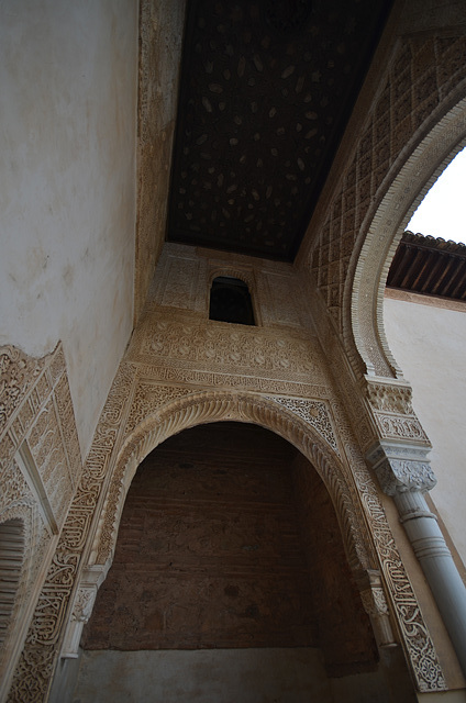 The Moorish Palaces