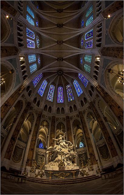 Coeur de Chartres...