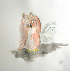 The Owl and the Pussycat went to see