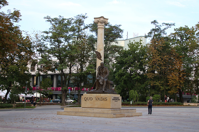 Monument in Kielce