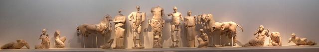 East Pediment Temple of Zeus