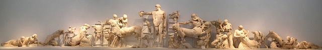 West Pediment - Temple of Zeus