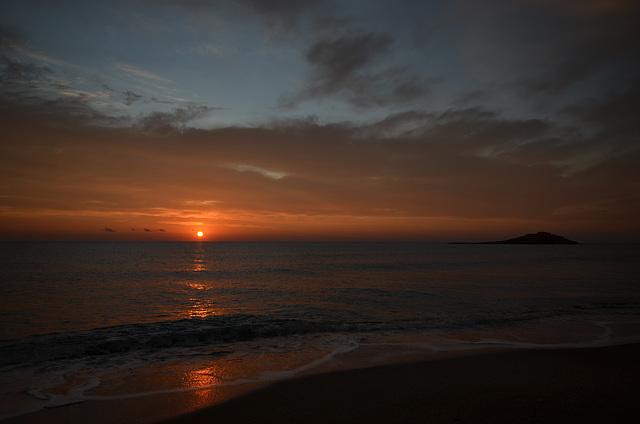 Carboneras Sunrise