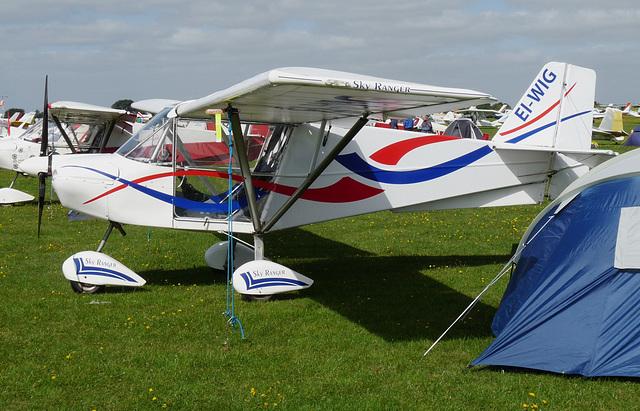 Sky Ranger 912S EI-WIG