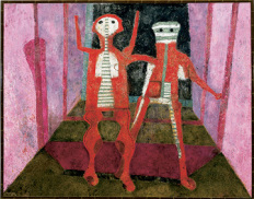 Rufino Tamayo, The Red Couple