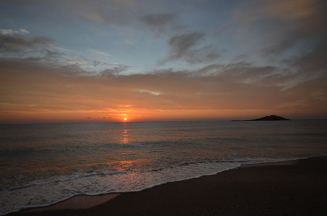 Carboneras Sunrise