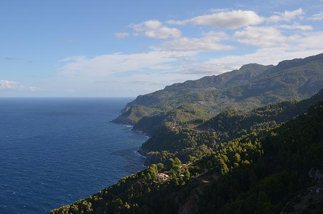 West Coast of Majorca