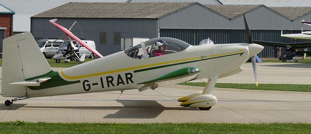 Vans RV-9 G-IRAR