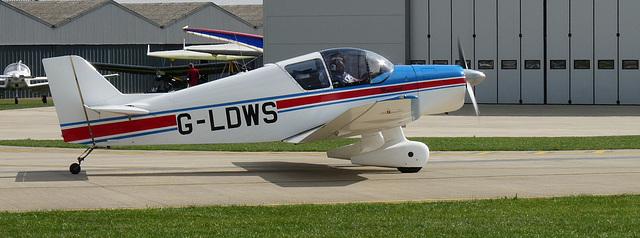 Jodel D150 Mascaret G-LDWS