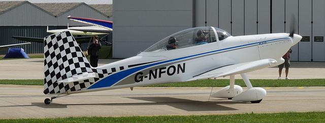 Vans RV-8 G-NFON