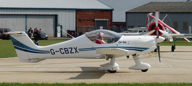 Dyn'Aero Mcr-01 ULC Banbi G-CBZX