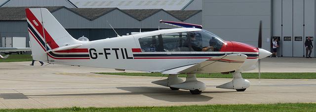 Robin DR400/180 Regent G-FTIL