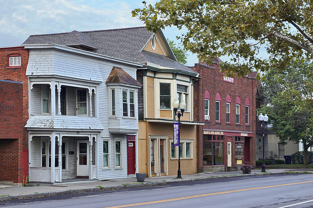 Brady and Sons – Fall Street, Seneca Falls, New York