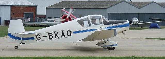 Jodel D112 G-BKAO