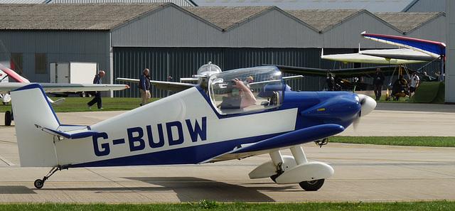 Colibri MB2 G-BUDW