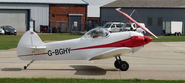 Taylor Monoplane G-BGHY