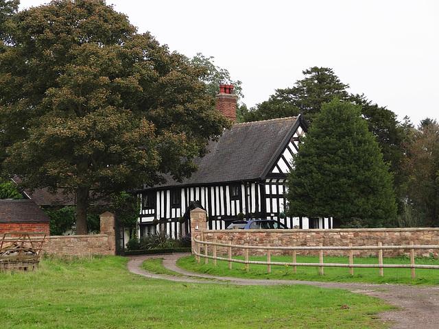 Betley old hall