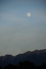 More Moon And Mountains