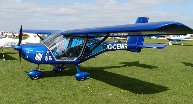 Aeroprakt A22-L Foxbat G-CEWR