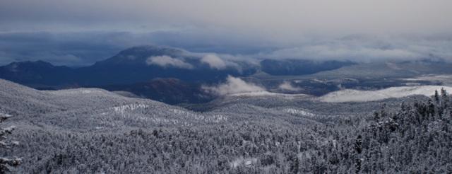Pre-Blizzard Landscape II