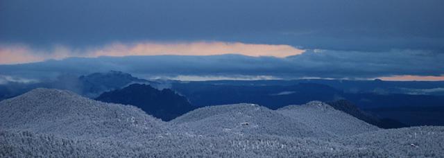 Pre-Blizzard Landscape I