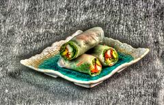 Dali's Sushi Summer Roll