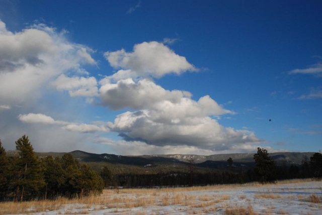 Less-Wide-Angle Clouds