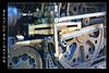 Sir Archibald Sinclair valve gear close-up - 19.4.2011